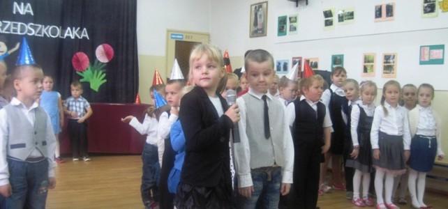 Pasowanie na Przedszkolaka- Niemczyn