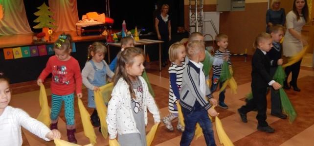 Pasowanie na Przedszkolaka w Damasławku