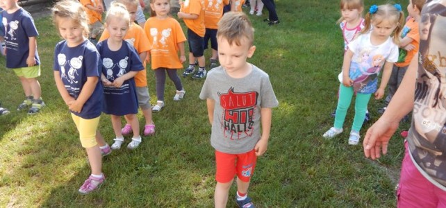 Festyn przedszkolny z okazji Dnia Dziecka