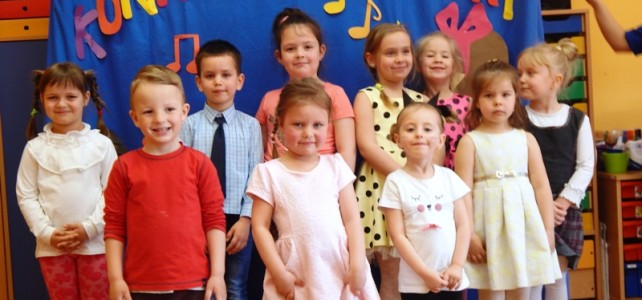 Konkurs Piosenki Przedszkolnej w Niemczynie
